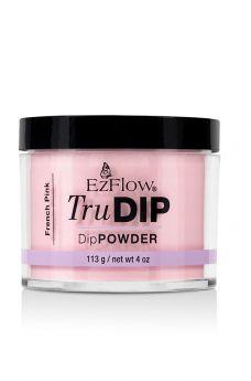 EzFlow TruDIP French Pink Powder 4 oz