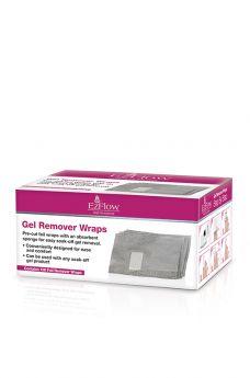 EzFlow Gel Remover Wraps 100 ct