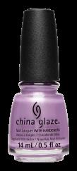 China Glaze Nail Lacquer, Silent Nightlife, 0.5 fl oz