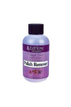 EzFlow Pineapple Polish Remover (Non-Smear) 4 fl oz