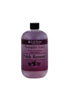 EzFlow Pineapple Polish Remover (Non-Smear) 16 fl oz