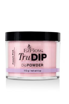 EzFlow TruDIP French Pink Powder 4 oz