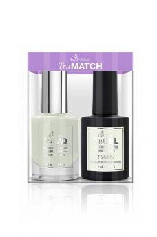 EzFlow Color Duos French Natural White 0.5 fl oz